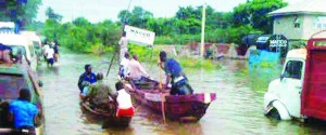 Mother, Daughter, Drown In Anambra As Their Canoe Capsize