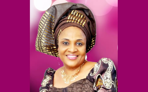 Ajimobi's Wife Denies Money Laundering Arrest In London