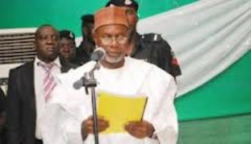 I Can't Be Sworn-In As Ag. Governor Because My Boss Is Still Alive – Taraba Dep. Gov
