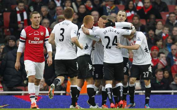 Match Report: Highlight Of Arsenal Vs Fulham Game + Other EPL Results