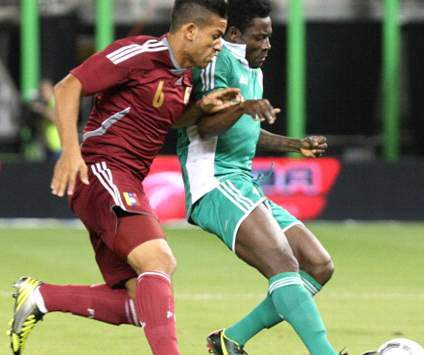 """Martins Disappointed By Venezuela Performance Says """"I Will Be Back And Better"""""""