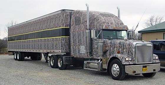Truck-Semi-Truck