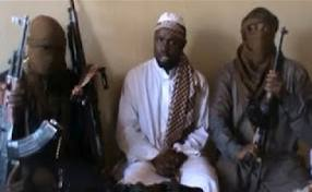 Boko Haram Leader Shekau, Whose Sect Is Believed To Be Responsible For The Spate Of Killings In Maiduguri & Some Parts Of The Northern Region