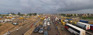 Google Image Of Lagos-Ibadan Expressway