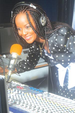 Helen Paul on radio