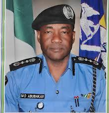 Inspector General Of Police: M.D Abubakar