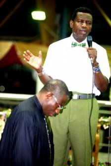 President Jonathan 'working with prophets'