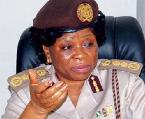 NIS CONTROLLER GENERAL - MRS ROSE C. UZOMA DENIES ONGOING RECRUITMENT