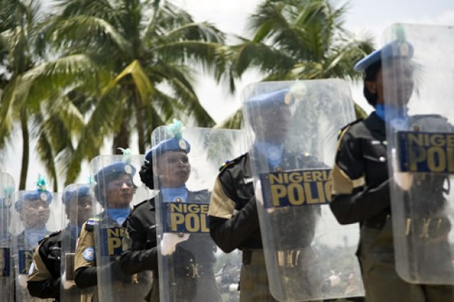 Nigeria To Deploy 140 Police Officers To Somalia