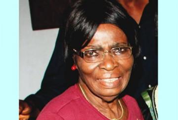 Professor Mabel Kamene Okonjo