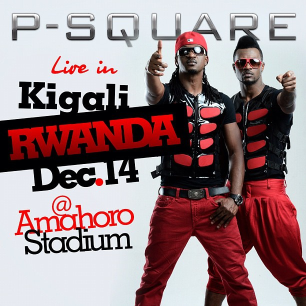 PSquareRwanda