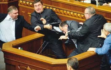 Ukrainian-lawmakers