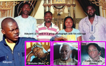 YAKOWA Incident family of pilot speaks