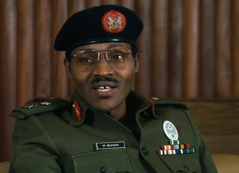 General Muhammadu Buhari of Nigeria