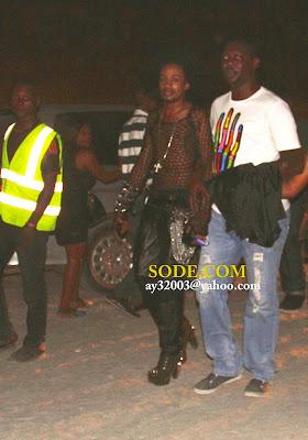 Denrele's Koko Concert Endurance Trek