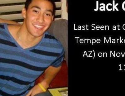 Missing: 19-year-old Jack Culolias