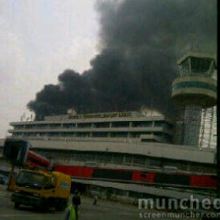 murtala muhammed airport on fire.jpg-704046