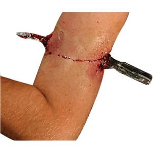 screwdriver stab