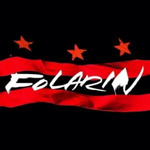 """""""Folarin"""" Mixtape Cover"""