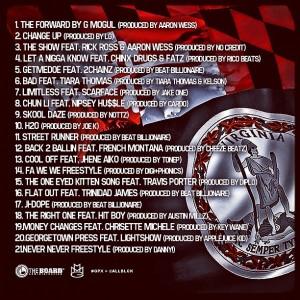 Folarin mixtape tracklist