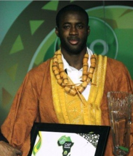 And The Glo-CAF African Footballer Of The Year Is…