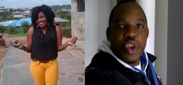 BISI (l) & IJAODOLA (r) ACCUSED OF KILLING THE RISING YORUBA STARLET