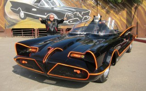 Original Vintage Ride Used In 1966 Batman TV Series Sells For $4.6m
