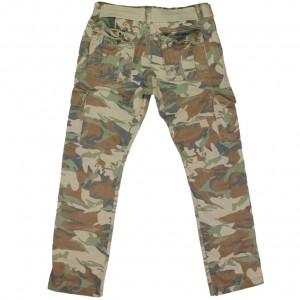 Cargo Pants Vintage Camoflague