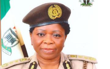 CONTROLLER-GENERAL, NIGERIAN IMMIGRATION SERVICE, MRS. ROSE UZOMA