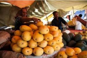India fruit seller