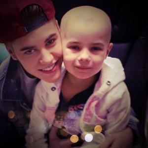 Justin Bieber & Millie Flamm