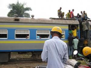 Train Ride in Nigeria 002a