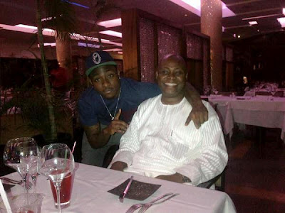 Kemi Olunloyo Alleges Davido's Father Is Expecting Child With Young Girlfriend