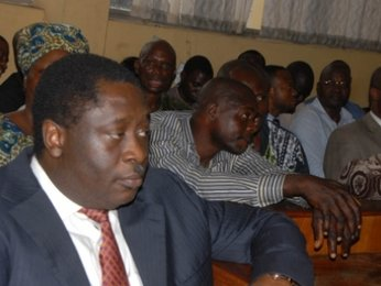 WALE BABALAKIN IN COURT THURSDAY