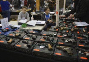5 People Accidentally Shot At Gun Shows In One Day