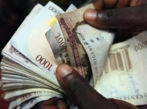 naira counting