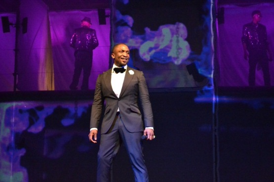 Darey performing at LLAM concert (7)