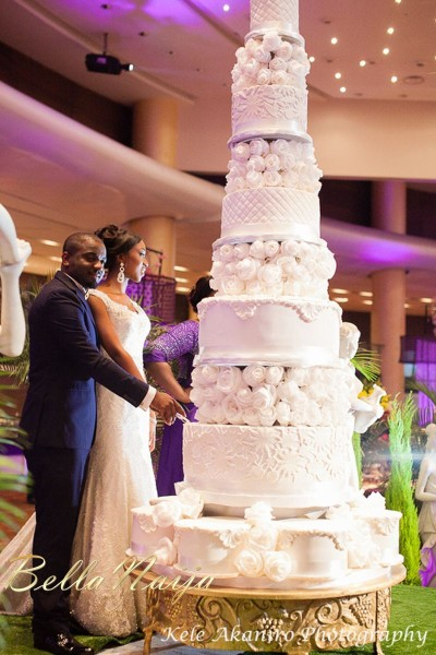Latest Wedding Cakes In Nigeria