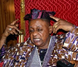 Alaafin of Oyo, Oba Lamidi Adeyemi