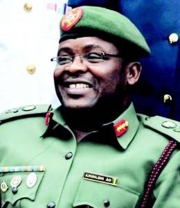 Lt.-Gen. Azubuike Ihejirika