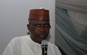 HEAD OF SERVICE OF THE FEDERATION, ALH. BUKAR GONI AJI