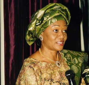 Senator Oluremi Tinubu