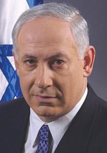 Israeli PM, Benjamin Netanyahu