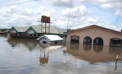 Flooded-homes-in-Bayelsa