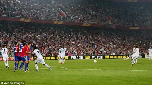 Luiz's Free- Kick was the Saving Grace.