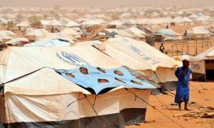 Malian refugees in Mauritania