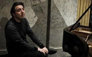 Turkish pianist, Fazil Say