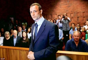 Oscar Pistorius: Accused of Premeditated Murder.