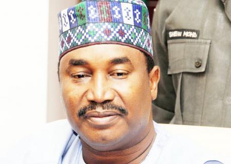 Barrister Ibrahim Shema Katsina