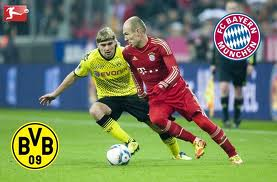 Bayern beat Dortmund